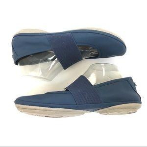 EUC Blue Camper Right Nina Ballet Flats Size 40